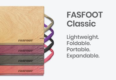 FASFOOT Classic dance floor