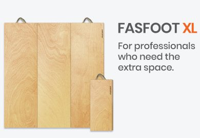 FASFOOT XL dance floor